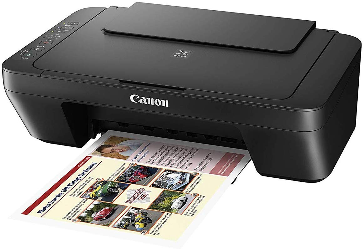 Canon Pixma MG 3070S All-in-One Wireless Inkjet Colour Printer (Black)