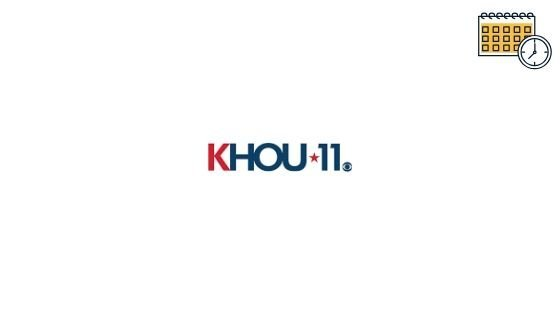 KHOU Tv Schedule, Shows Lineup Tonight, What's on Tonight, Live Tv & Serials List 2020, CBS (Khou) Tv Listings Guide For Today, Show Timings & Shows List Details based on Houston, Texas (Tx), United States